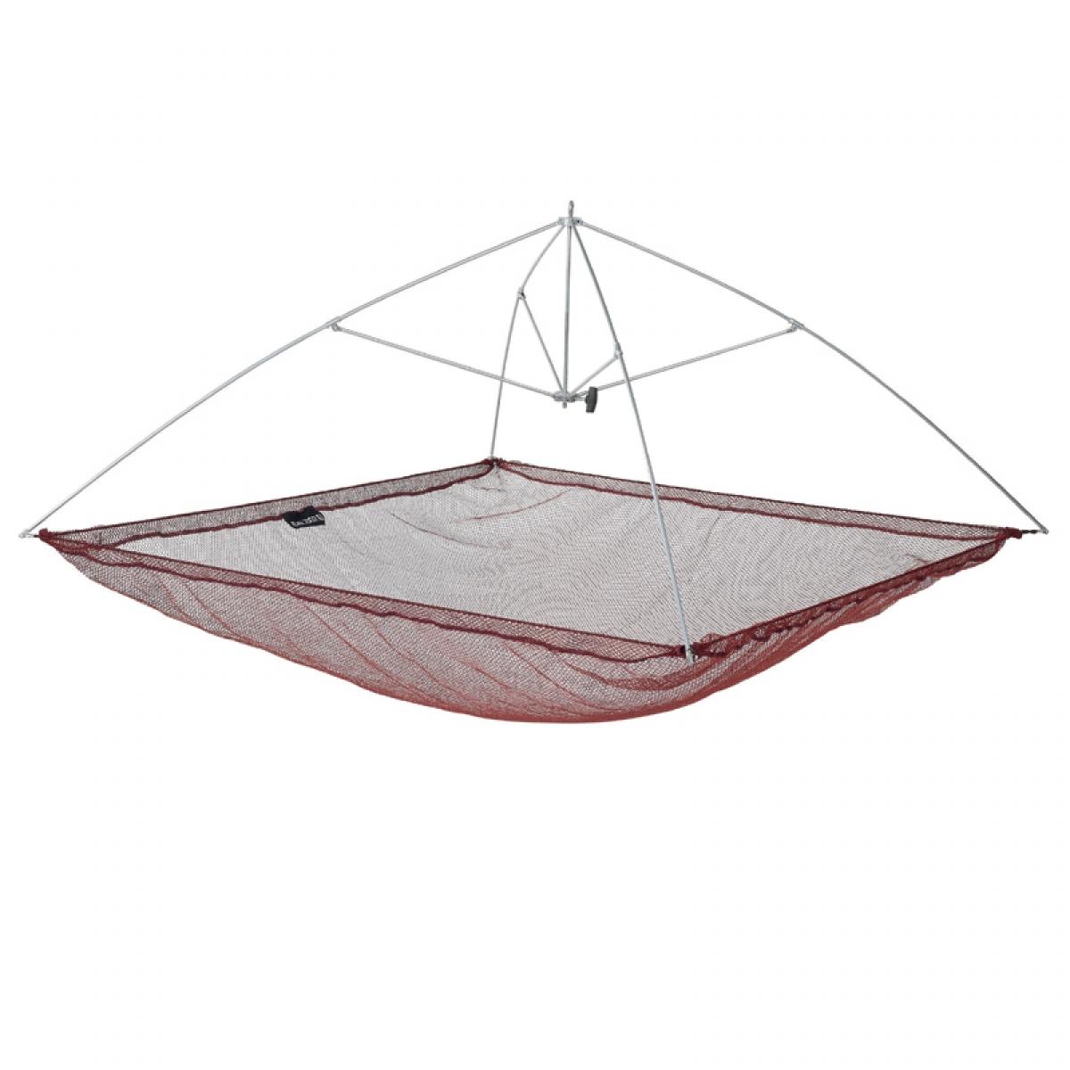 Balzer bait fish drop net umbrella system boddenangler for Drop net fishing