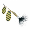 Balzer Colonel Classic Duo Spinner Black Stripe 9 g