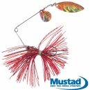 Balzer Colonel Spinner Bait red yellow 24 g