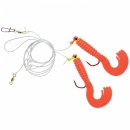 Balzer Pilksystem Wondertail 2 arm red