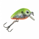 Balzer Wobbler Trout Crank 3 cm yellow-red-silver