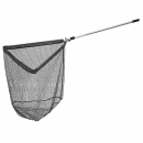 DAM Hamerhead Landing Net 2,10 m rubber mesh 2 section