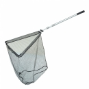 DAM Hamerhead Landing Net 2,10 m rubber mesh 3 section