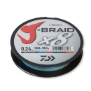 Daiwa J-Braid X8 multicolor 0,22 mm