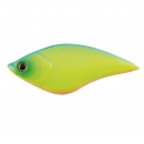 Herakles Lipless Crankbait Krypto Rattle Blue Back Chart.