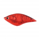 Herakles Lipless Crankbait Krypto Rattle Red Craw