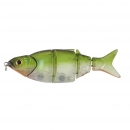 Herakles Swimbait Real Shad 105 Green Ayu