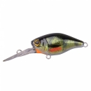 Spro Ikiru Mini Crank SL Chrome Green Perch