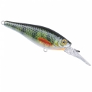Spro Ikiru Shad 70 LL Green Perch