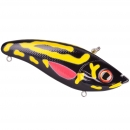 Spro Jerkbait Screamin Baby Devil floating Aussie Poision Frog