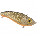 Spro Jerkbait Screamin Baby Devil floating Pike Flash