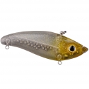 Spro Jerkbait Screamin Devil 13.5 cm sinkend Ghost Albino