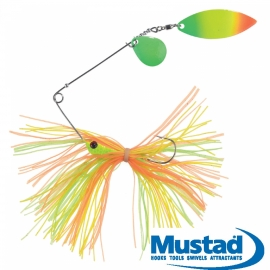 Balzer Colonel Spinner Bait fluo yellow
