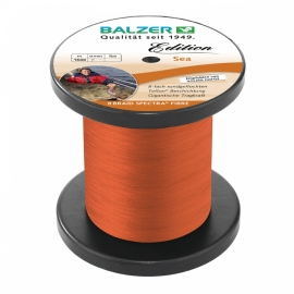 Balzer Edition Schnur Sea orange 0,19 mm
