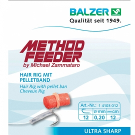 Balzer Feedermaster Hair Rig für Pellets 14