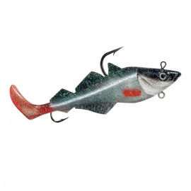 Balzer Mad Shad Seelachs Red Fin