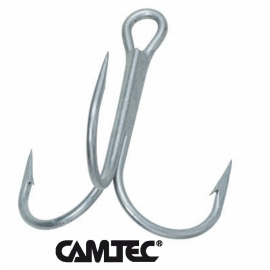 Balzer Sea Treble Hooks, silver