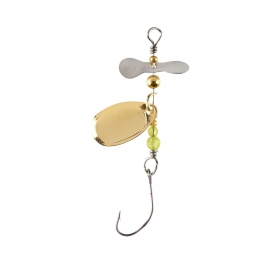 Balzer Prop & Spin Spinner gold