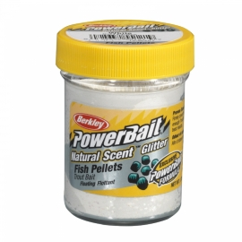 Berkley Powerbait Trout Bait Natural Scent  Liver-White