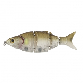 Herakles Swimbait Real Shad 105 Ghost Ayu