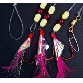Sea Rig with red feather