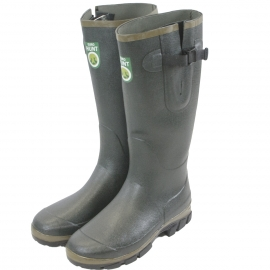 Eurohunt Rubber boot with Neoprene lining