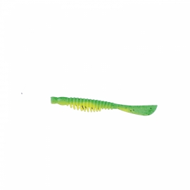 Nomura Ribbed Curly Tail Charteuse Green