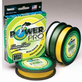 Power Pro yellow