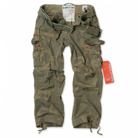Premium Vintage Trouser woodland washed