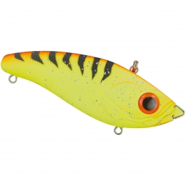 Spro Jerkbait Screamin Baby Devil sinkend Tiger Flash