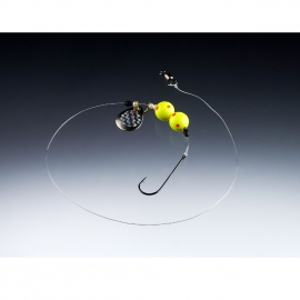 Balzer Fladfish rig yellow
