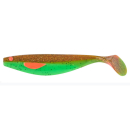 Balzer Booster Shad UV 13 cm Chartreuse Motoroil