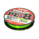 Sunline Siglon PE X8 150 m 12LB/6kg PE #0,8  Light Green