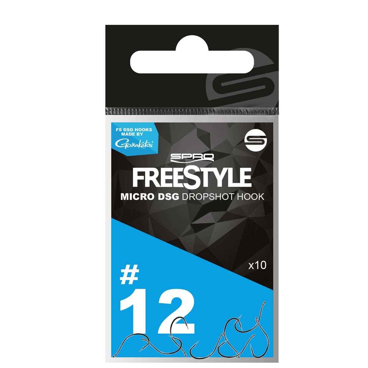 Spro Freestyle Reload Dsg Micro Haken 4 Boddenangler