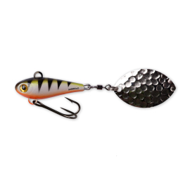 Spinmad Spinnerbait Jag Nr.: 906 (18g) 3,5cm Farbe: Real Perch