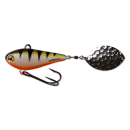 Spinmad Spinnerbait Turbo Nr.: 1001 (35g) 5cm Farbe: Real...