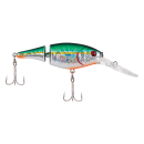 Berkley Flicker Shad Jointed Slick 7 cm Slick Green Alewife