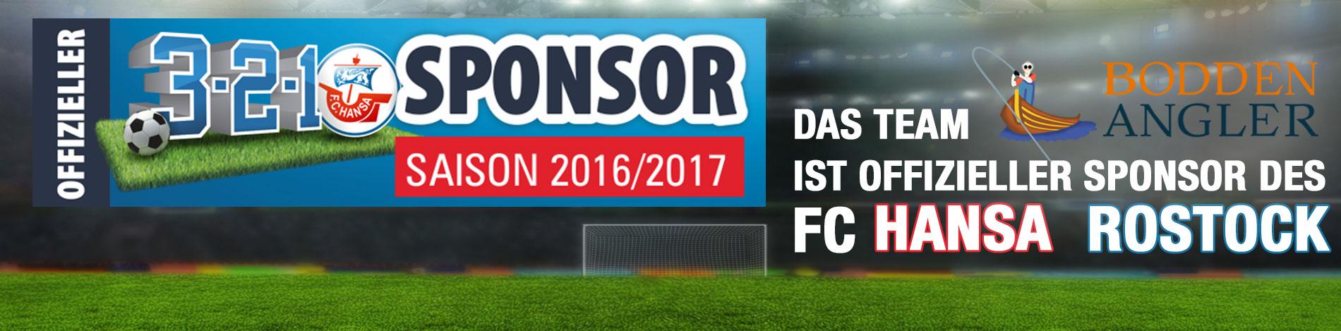 FC Hansa Sponsor